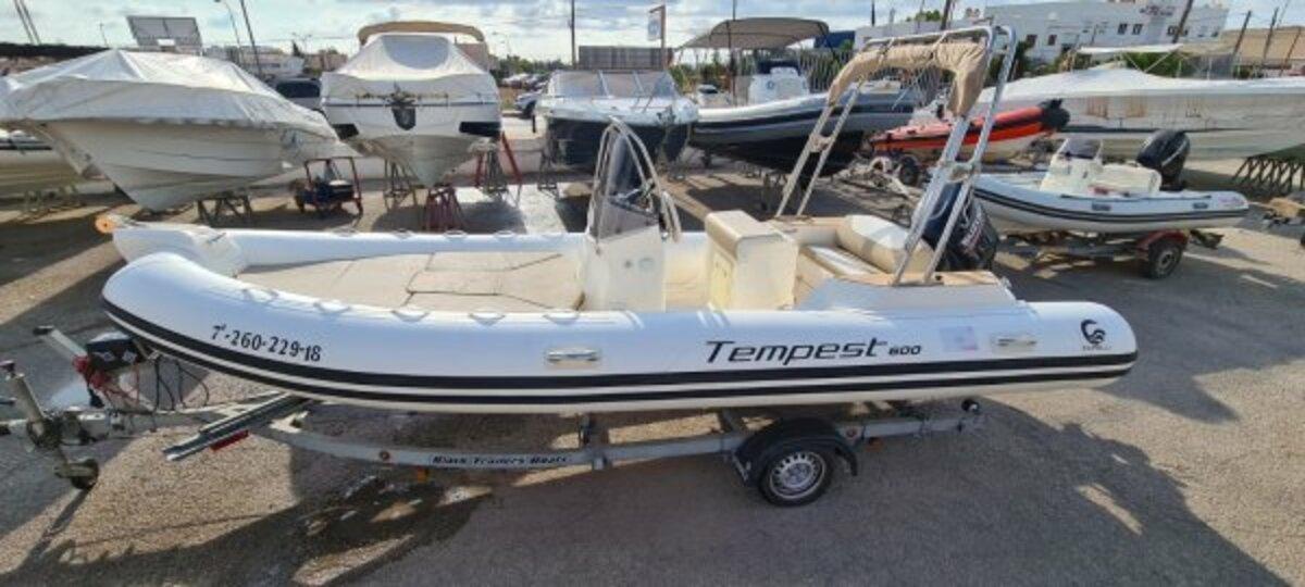 Capelli Tempest 600