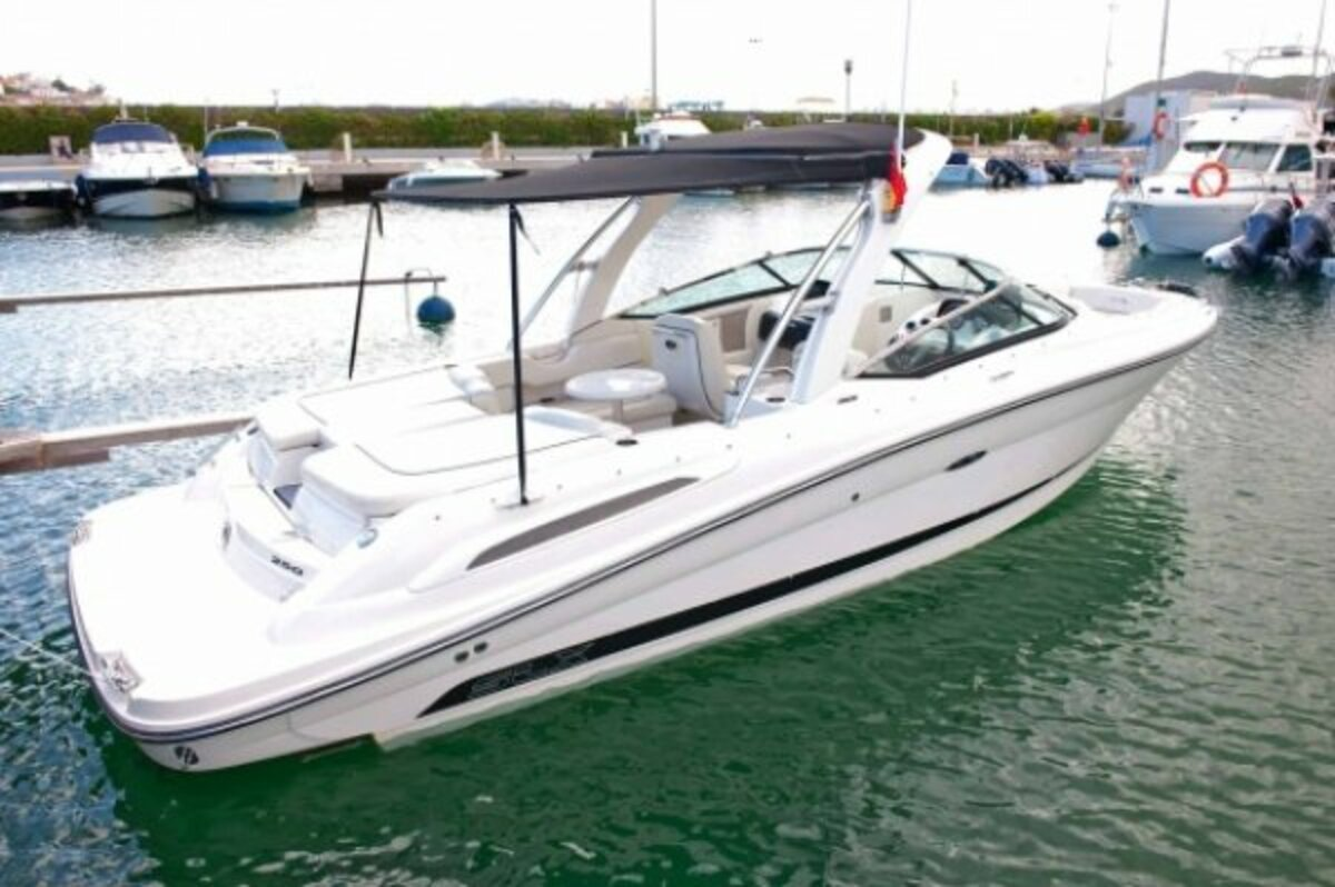 Sea Ray Bow Rider 250SLX